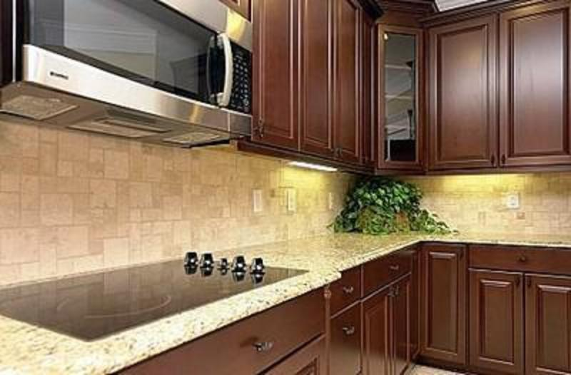 Top 5 kitchen tile backsplash ideas design bookmark 14132 for Kitchen ideas backsplash