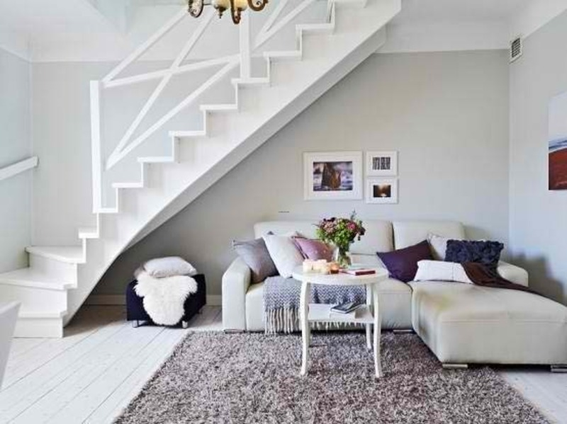 White Apartment Decoration, White Apartment Decorating Ideas