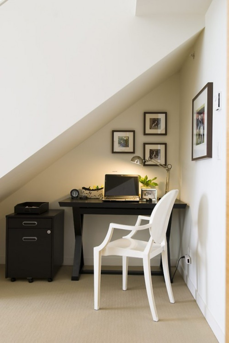 Contemporary Home Offices, Vancouver Home Office Design, Pictures, Remodel, Decor And Ideas