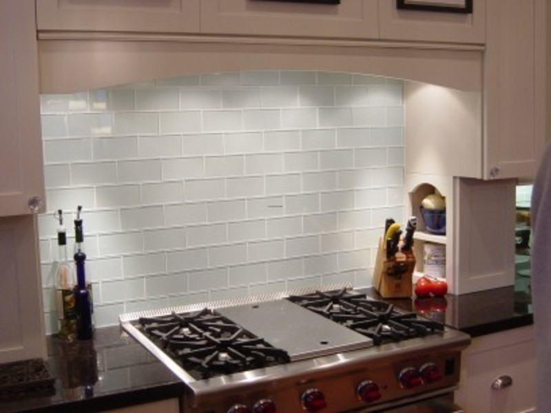 Modern kitchen tiles design bookmark 14208 - Kitchen without wall tiles ...