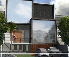 Best 3 D Minimalist House Facade Design Ideas Facade Minimalist House Design  Fun Design Ideas