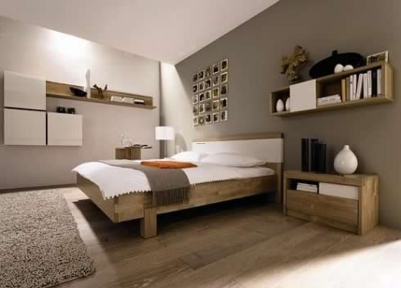 Architecture and interior exterior design modern bedroom for Bedroom designs couple