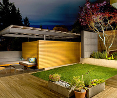 Modern Garden Ideas Small Home Office Design