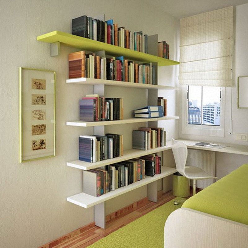 Small House Design Ideas Interior Design Bookmark 14357: Make Small Spaces Colorful Inspiration For Teen Room