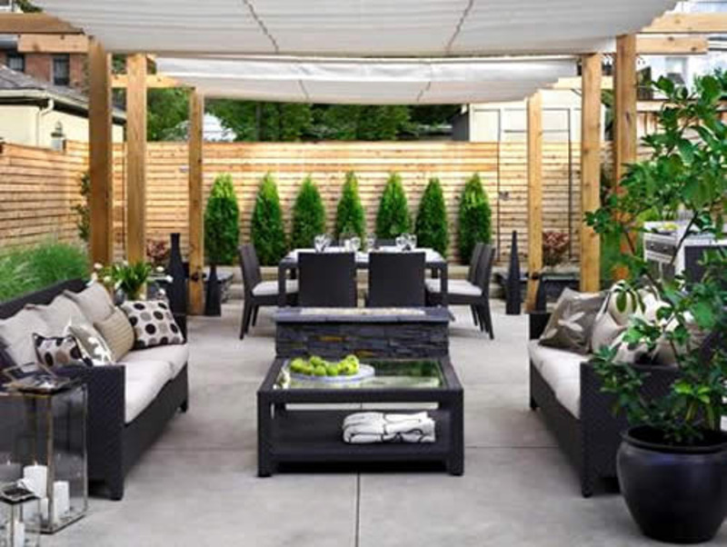 Small Backyard Ideas, The Best Ideas For A Small Backyard Patio Design