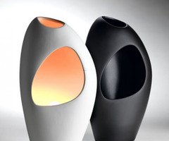 Contemporary Lighting With Ceramic Table Lamps