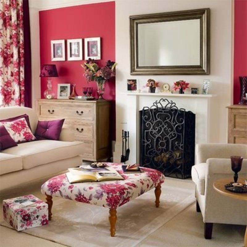 Decorating ideas for living rooms blog archive for Idea for painting living room