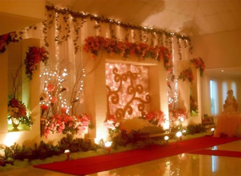 Amazing Red and Gold Wedding Decoration Ideas 800 x 586 · 120 kB · jpeg