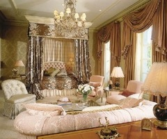Home Interior Design: Modern And Luxury Bedroom Design  Interior Ideas