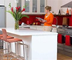 2 Ultra Modern Kitchen Island With Seating Concept