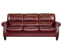 Classic Leather Sofa Design Living Room Furniture