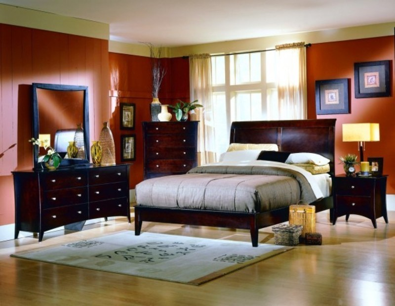 Simple bedroom design ideas design bookmark 14377 for Simple bedroom designs for couples