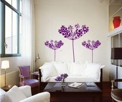 Best Modern Wall Decals For Home And Office Modern Wall Decals Purple Flower – Best Architectural Designs