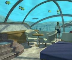Top Five Underwater Hotels
