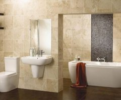 Bathroom Design In Modern Elegance Style
