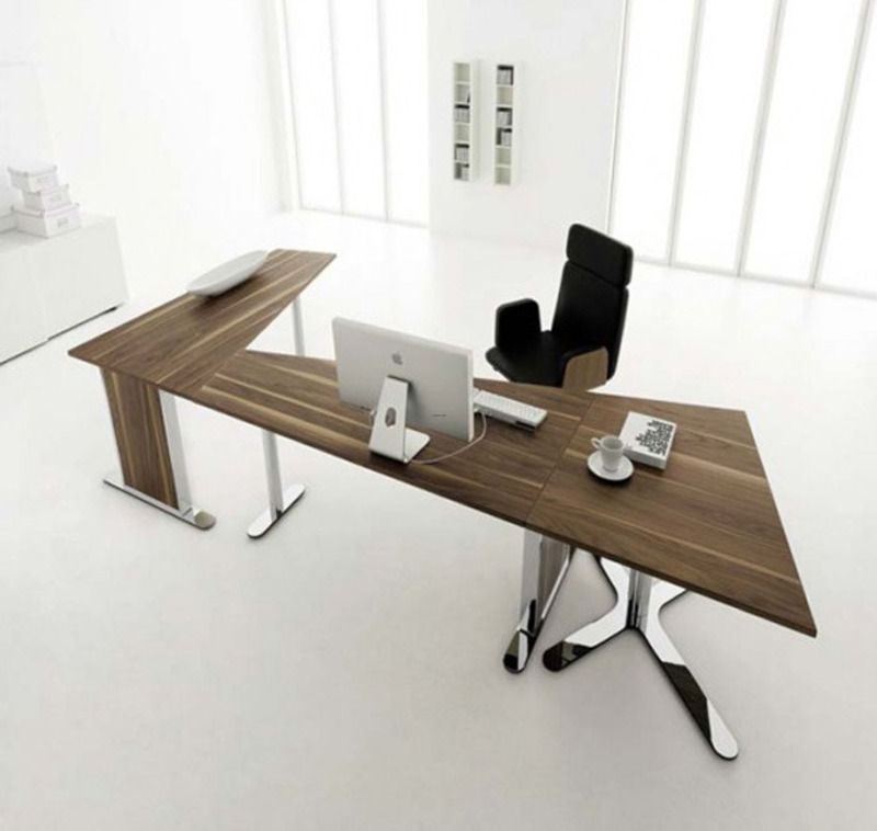 Ultra Modern Office Furniture In Elegant Design Ideas