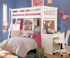 Trendy Twin Kids Loft Bunk Bed Design Ideas By The Furniture Company