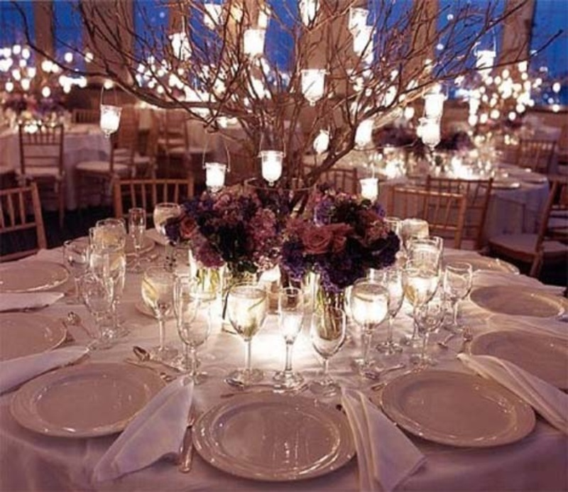Beautiful Decorating Ideas Wedding Candles : Wedding Ideas / design ...