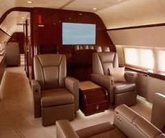 Top 7 Business Jet Interiors