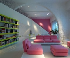 Luxury Interior Home Design By Italian Architect Simone Micheli   Home Interiors Home Design   Furniture