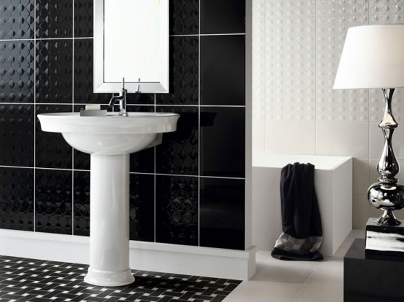 Modern Bathroom Tiles, Modern Bathroom Tile Designs