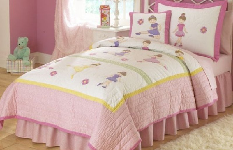 Bedding For Girls, How To Select An Ideal Girls Bedding Set