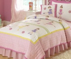 How To Select An Ideal Girls Bedding Set