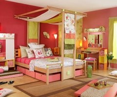 Vibel Japanese Style Child Bedroom