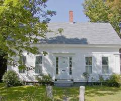 Cape Cod House Pictures