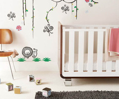 Nursery Wall Decals Designs Collections