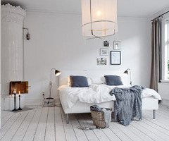 Cozy Scandinavian Apartment Showcasing Inspiring Details / Bathroom Design : Asia Interiors Catalogue / Articles And Photo Catalogue New Ideas For Home Interior Design.