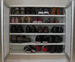Ikea Hacks: Shoe Storage Solutions   Ikea Fans