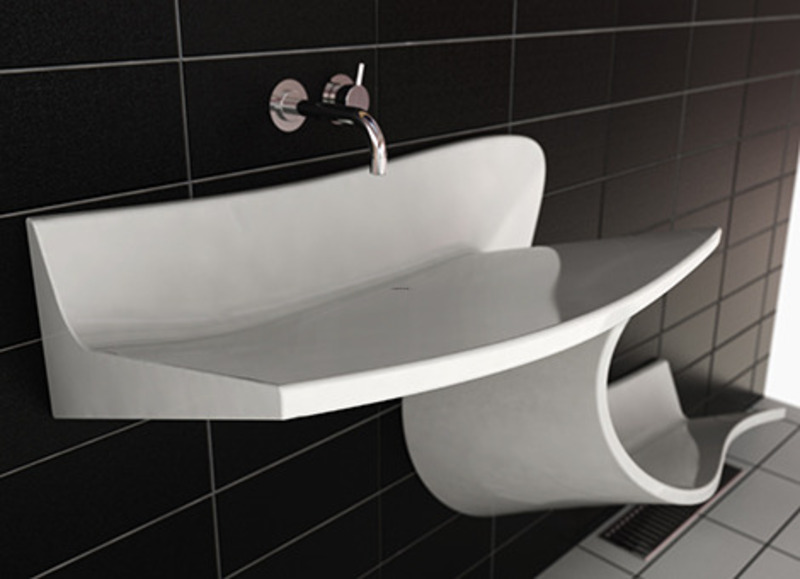 Bathroom sinks simple designs design bookmark 14705 for Bathroom sinks designs
