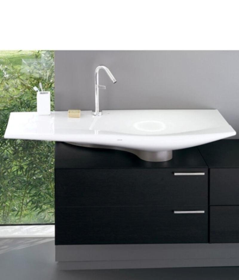 Kohler stillness bathroom sinks collection designs models for Bathroom sinks designs