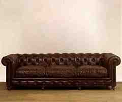Classic Super Leather Sofas By Timothy Oulton