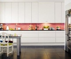 Inspiration Scandinavian Kitchen From Swedish Maker Marbodal