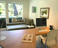 Vibrant Home Offices : Rooms : Home