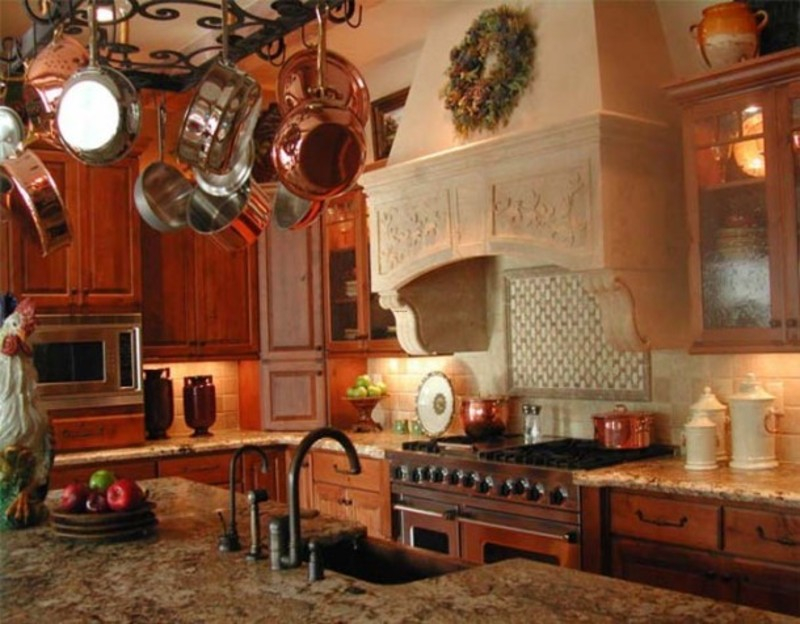french country kitchen decor interior design decorating ideas