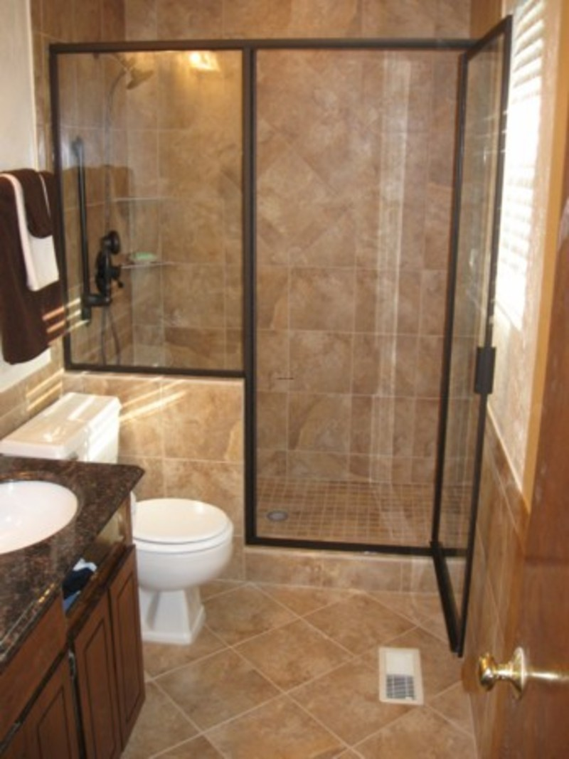 Bathroom remodeling ideas for small bathroom bathroom home for New home bathroom ideas