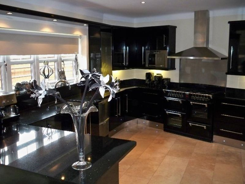 Black Kitchen Design, Cabinets For Kitchen: Kitchen Designs Black Cabinets
