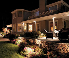 Modern Outdoor Patio String Lighting