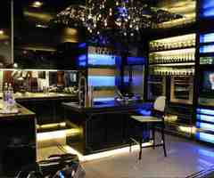 Kitchen Remodel Designs: Black Kitchen Designs