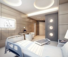 Surgery Clinic Interior Design From Geometrix Design Surgery Clinic Interior Design From Geometrix Design 18 – Luxury Magazine