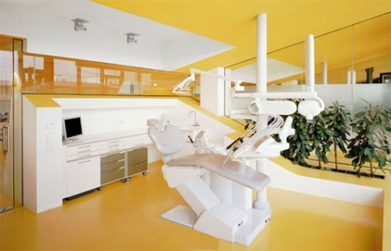 Interior Design Of Clinic, Modern Dental Clinic Design