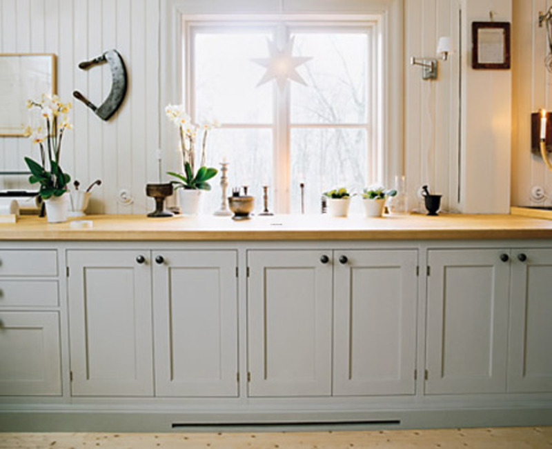 Home Design Of Traditional Scandinavian Kitchen Design By Kvanum