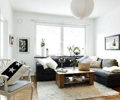 Awesome And Minimalist Swedish Apartment Design Inspiration – Interior Design