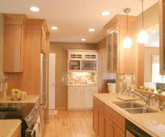 All For House: Galley Kitchen Designs