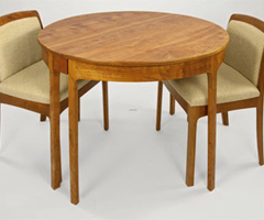 Contemporary Furniture Round Table