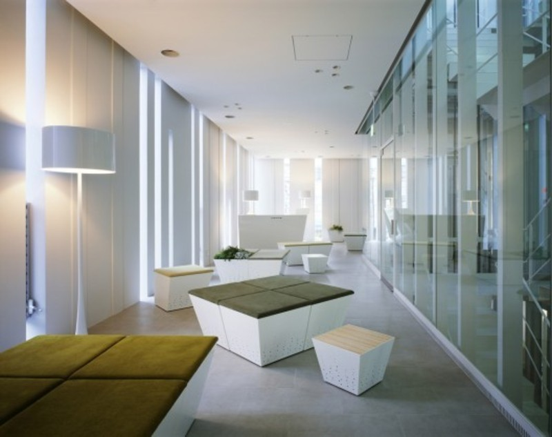 Interior Design Of Clinic, Gallery: T Clinic Modern Contemporary Interior Design
