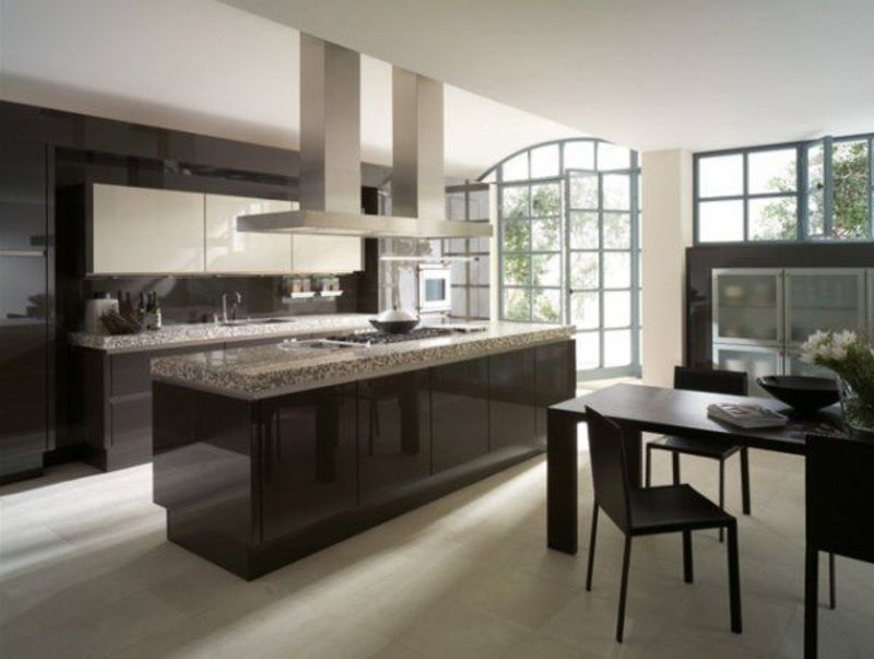 Black Kitchen Design, Binns – Black Kitchen Design